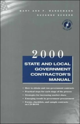 2000 State and Local Government Contractor's Manual