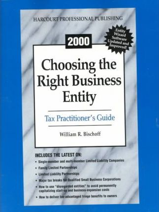 2000 Choosing the Right Business Entity