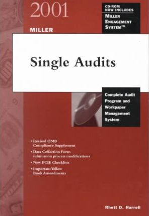 2001 Miller Single Audits