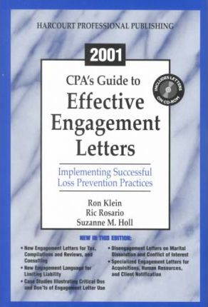 2001 Cpa's Guide to Effective Engagement Letters