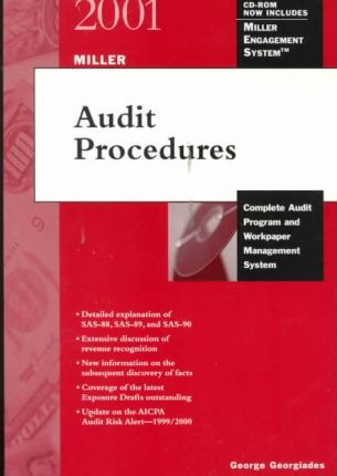 2001 Miller Audit Procedures