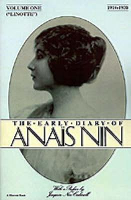 Linitte: the Early Diary of Anais Nin: 1914-1920 Vol 1