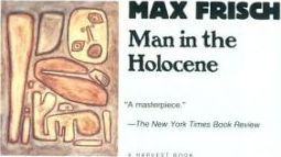 Man in the Holocene