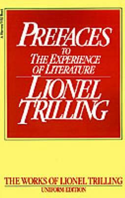 Prefaces to the Experience of Literature