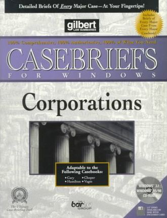 Corporations (Diskette for Windows)