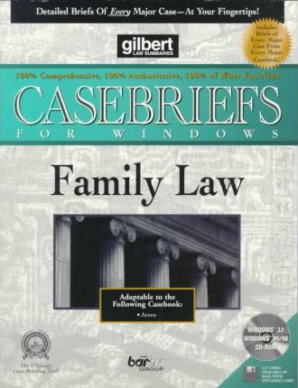 Family Law (Diskette for Windows)