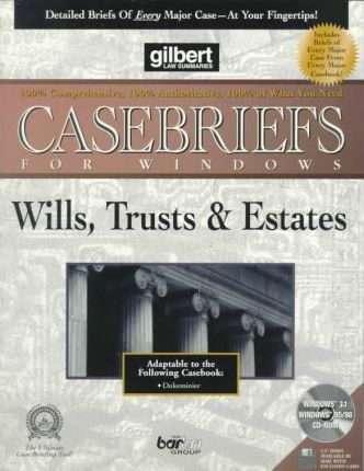 Wills & Trusts (Diskette for Windows)