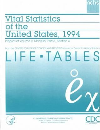 Vital Statistics of the United States, 1995,