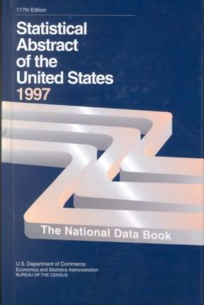 Statistical Abstract of the United States, 1997