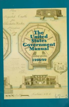 Us Government Manual 1998/99