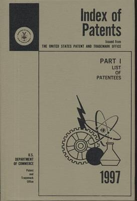 Index of Patents, 1997, PT. 1, List of Patentees, V. 1-2