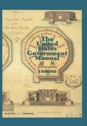 United States Government Manual 1999-2000