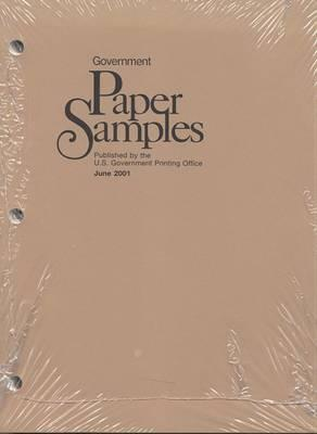 Government Paper Samples, June 2001
