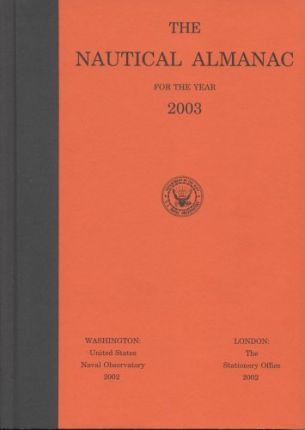 The Nautical Almanac for the Year 2003