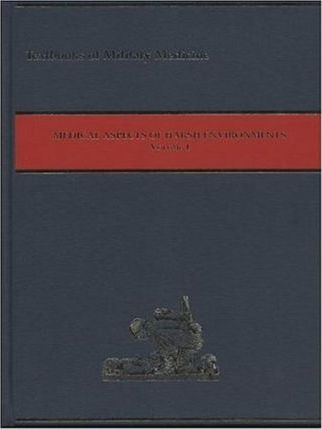 Medical Aspects of Harsh Environments, Volume 1
