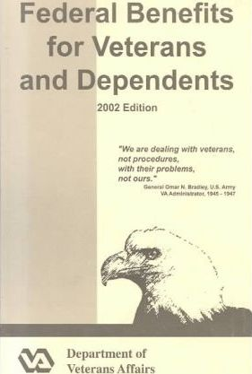 Federal Benefits for Veterans and Dependents 2002