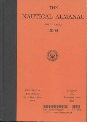 Nautical Almanac for the Year 2004