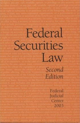 Federal Securities Law