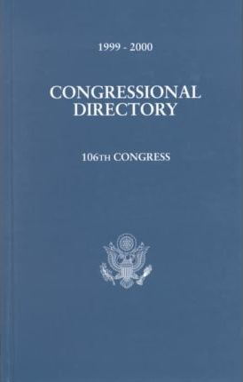 Official Congressional Directory, 1999-2000