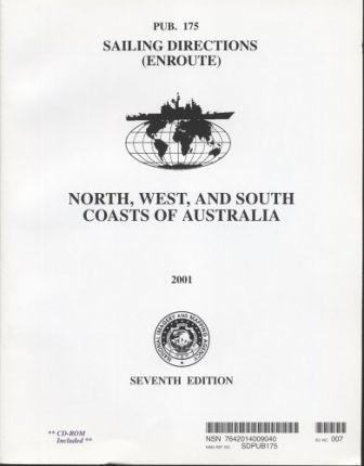 North, West, and South Coasts of Australia, 2001 (Paper )
