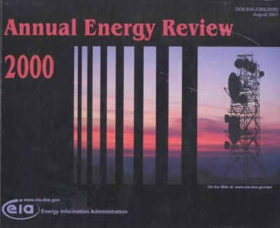Annual Energy Review 2000