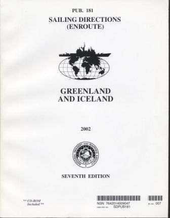 Greenland and Iceland, 2002 (Paper )