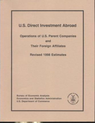 U.S. Direct Investment Abroad
