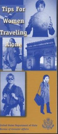 Tips for Women Traveling Alone, 2002