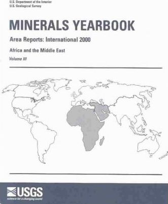 Minerals Yearbook, 2000, V. 3, Area Reports, International, Africa and the Middle East