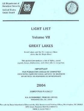 Light List, 2004. V. 7