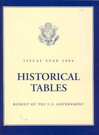 Budget of the United States Government, Fiscal Year 2006: Historical Tables