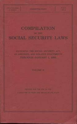 Compilation of the Social Security Laws, 2005, V. 2