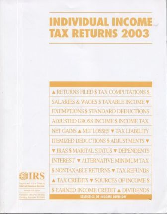 Individual Income Tax Returns, 2003