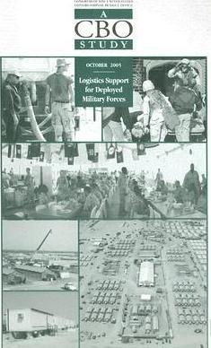 Logistics Support for Deployed Military Forces