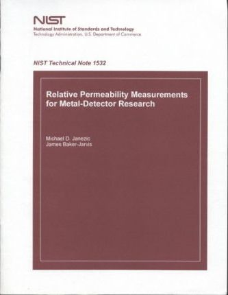 Relative Permeability Measurements for Metal-Detector Research