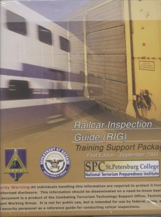 Railcar Inspection Guide (Rig)