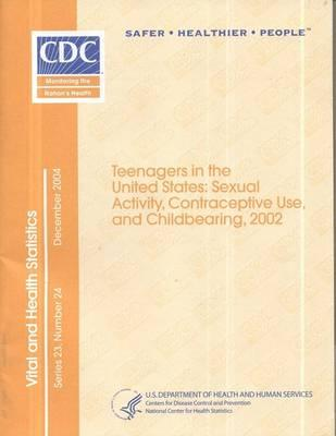Teenagers in the United States (December 2004)