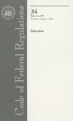 Code of Federal Regulations: Education