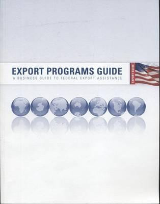 Export Programs Guide, 2006