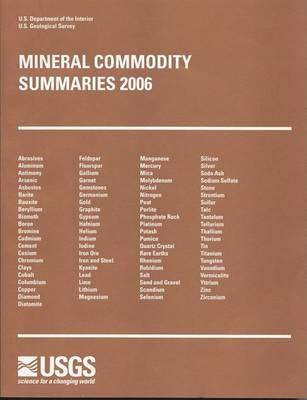 Mineral Commodity Summaries, 2006