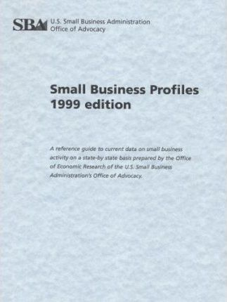 The Small Business Economy December 2006, for Data Year 2005