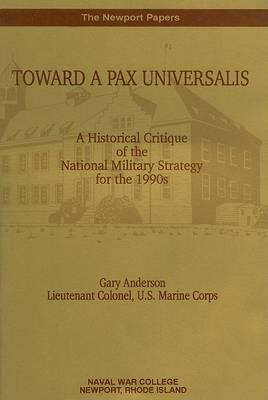 Toward a Pax Universalis