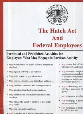 The Hatch ACT and Federal Employees