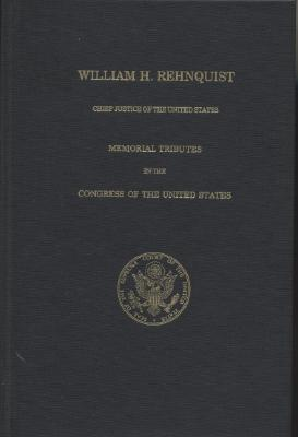 William H. Rehnquist, Chief Justice of the United States