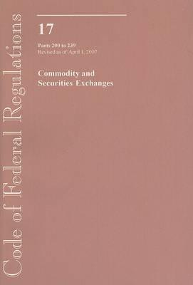 Code of Federal Regulations, Volume 17