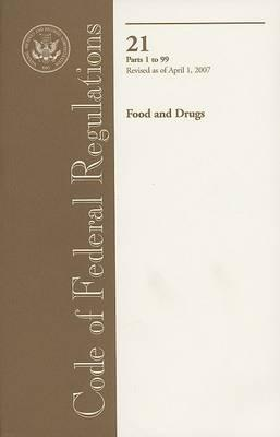 Code of Federal Regulations: Food and Drugs