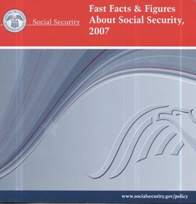 Fast Facts & Figures about Social Security, 2007
