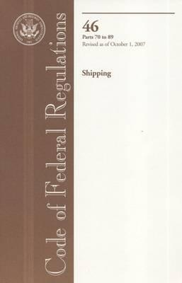 Shipping, Parts 70 to 89
