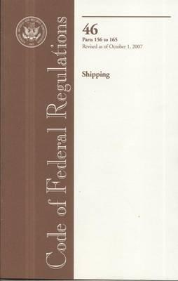 Shipping, Parts 156 to 165