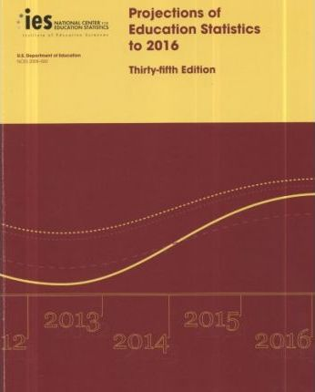 Projections of Education Statistics to 2016